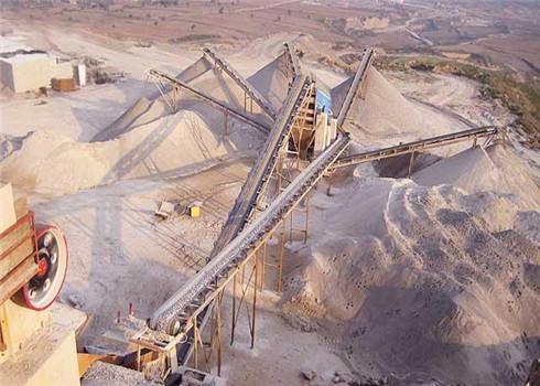 新疆克拉玛依制沙生产线现场