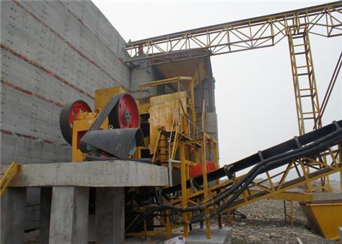 江苏高邮沙石线生产现场